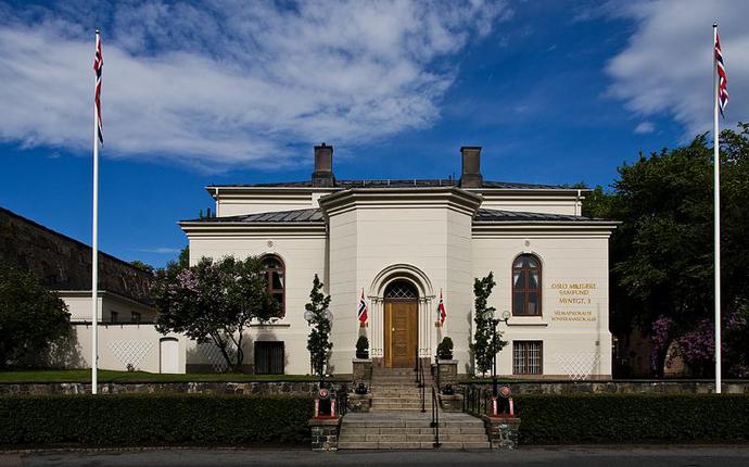 Selskapslokaler Oslo Militære Samfund