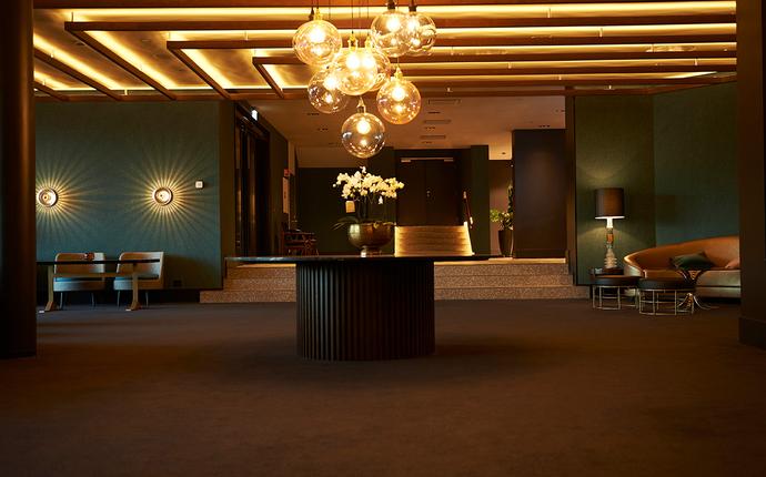 Radisson Blu Caledonien Hotel - Lobby