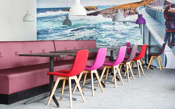 Comfort Hotel Fosna - Restaurant