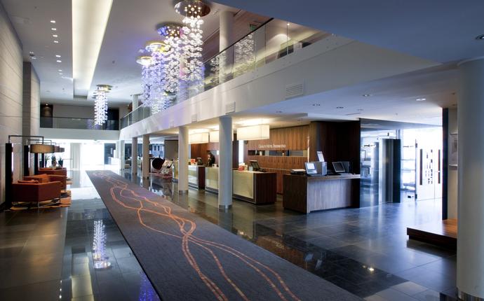 Quality Hotel Fredrikstad - Lobby - resepsjon