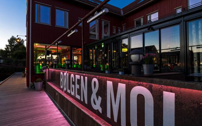 Bølgen & Moi Kristiansand - Bølgen & Moi