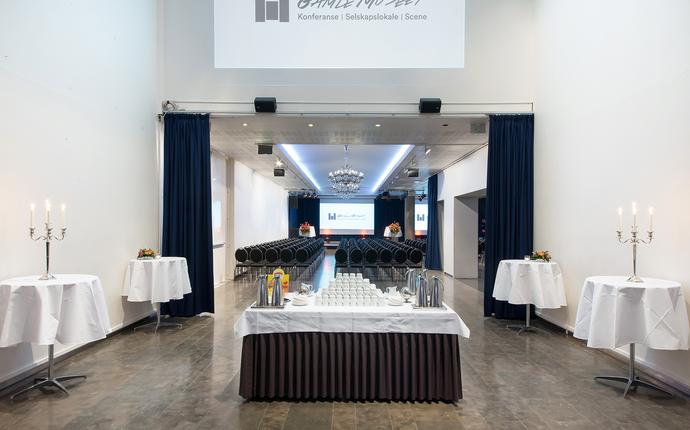 Gamle Museet Konferanse & Selskapslokale - Hovedsalen