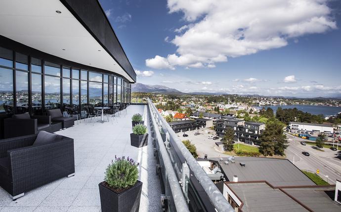 Stord Hotell - Terrasse Gjøa