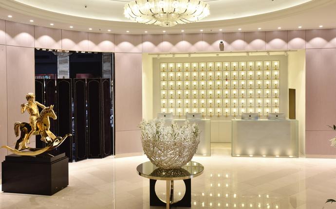 Grand Hotel Oslo - Lobby / Resepsjon