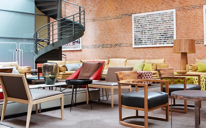 Comfort Hotel Vesterbro - Lobby