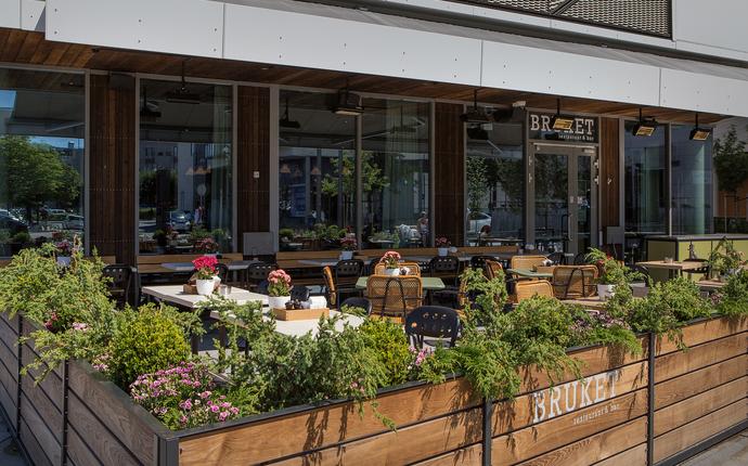 Scandic Lillestrøm - Restaurant Bruket