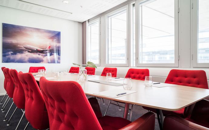 Radisson Blu SkyCity Hotel Arlanda Airport - Møterom