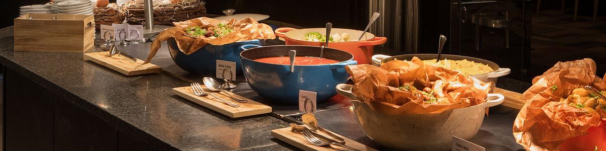 Scandic Nidelven - beste frokost i 2018