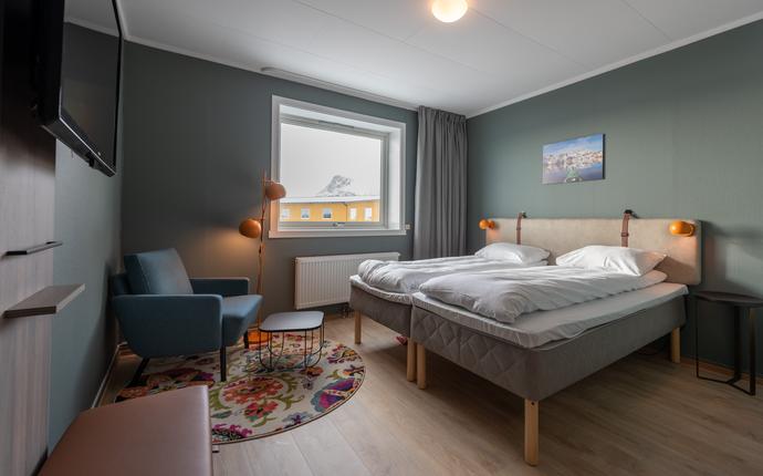 Scandic Vestfjord Lofoten - Standard rom