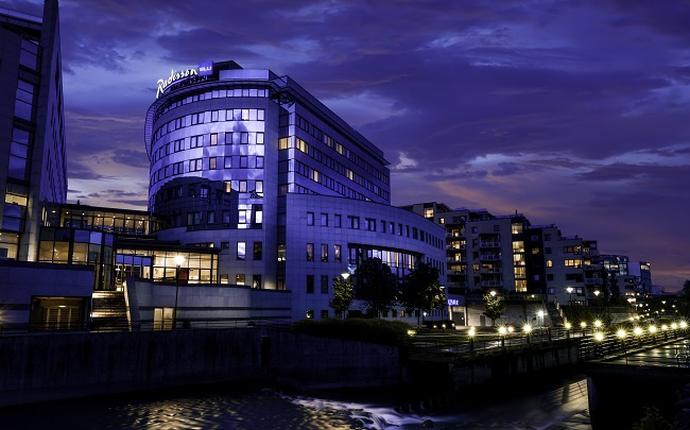 Radisson Blu Nydalen Hotel, Oslo