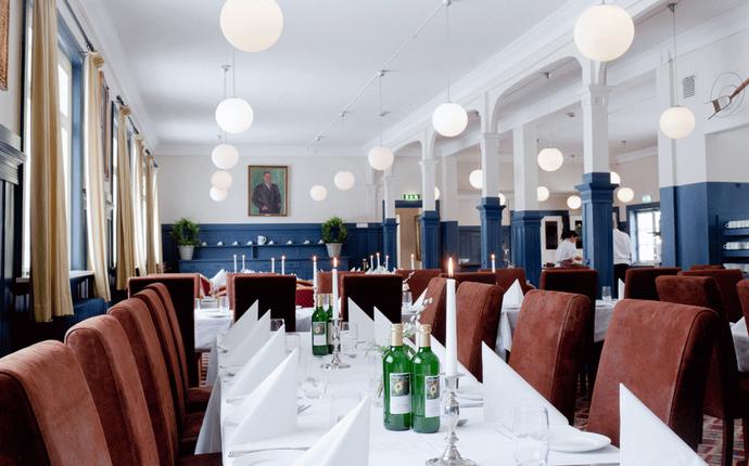 Sem Gjestegård - Restauranten