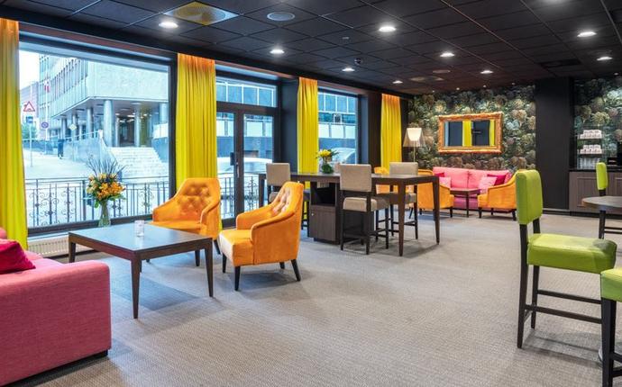 Thon Hotel Slottsparken - Lobby