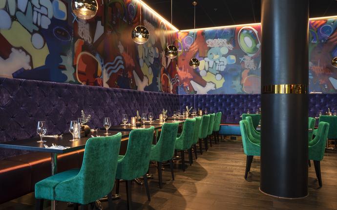 Thon Hotel Storo - Restaurant