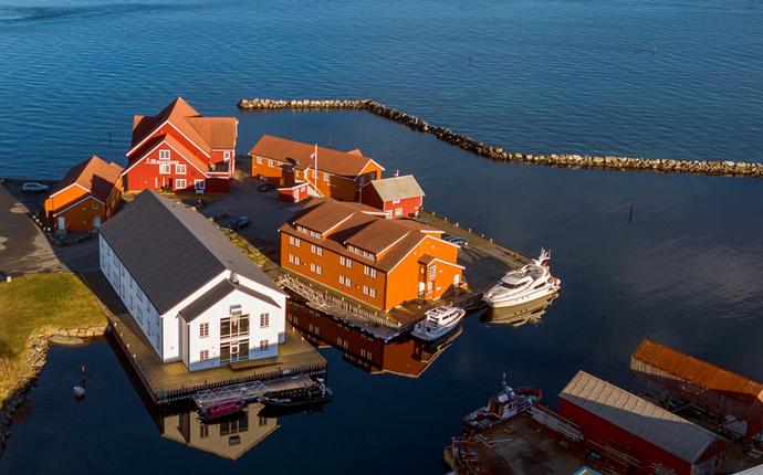 Finnøy Havstuer