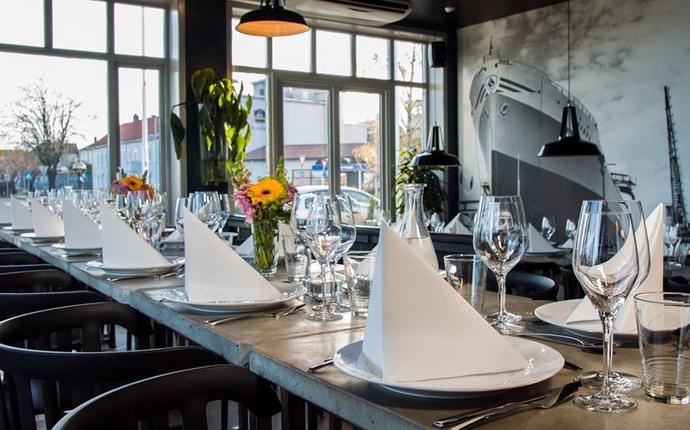 Thon Hotel Horten - Restaurant Rustad