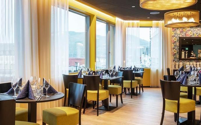 Thon Hotel Harstad - Spiseriet