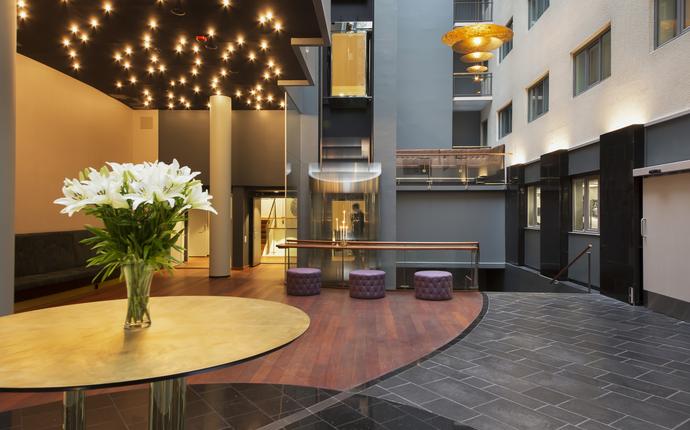 Scandic St. Olavs Plass - Lobby