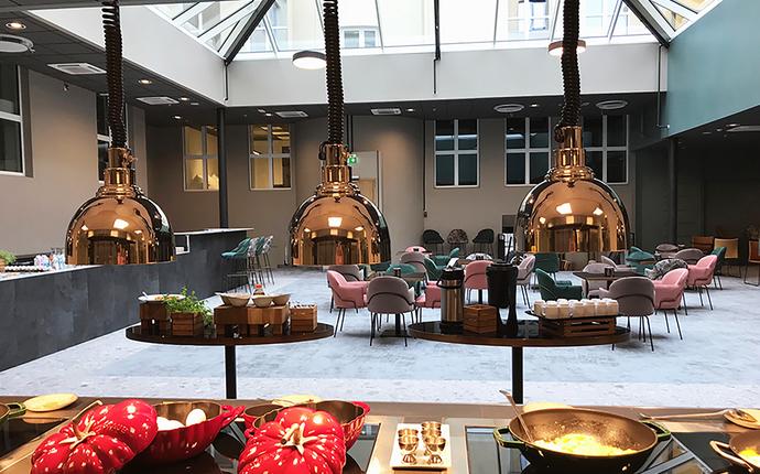 Karl Johan Hotell - Frokostområde
