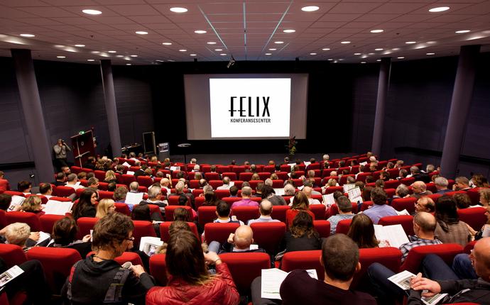 Felix Konferansesenter - Auditorium Felix 1