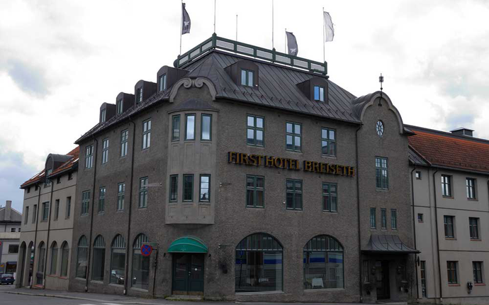 First Hotel Breiseth