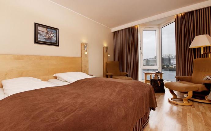 Thon Hotel Ålesund - nyåpning nov. 2021 - Superior rom