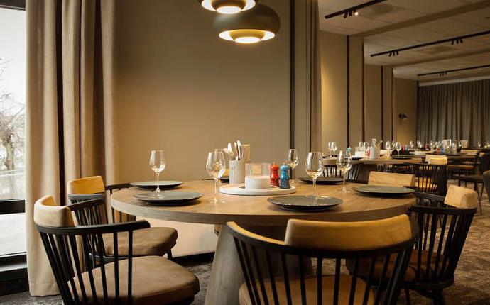 Scandic Victoria, Lillehammer - Restaurant Victoria