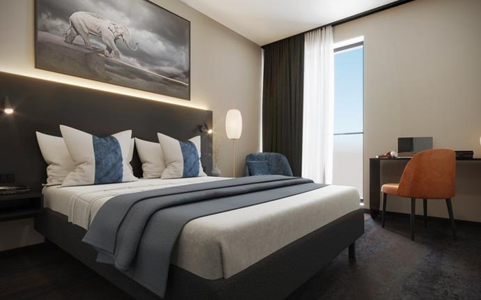 Comfort Hotel Bodø - åpner sommeren 2021