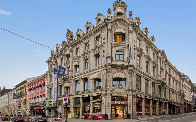 Best Western Karl Johan Hotell - Street View