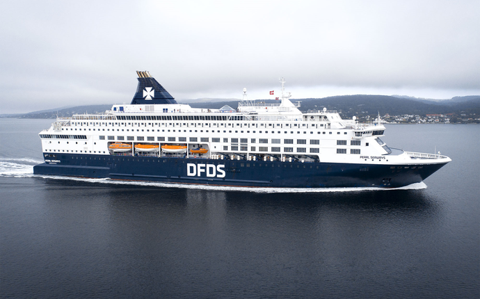 DFDS Seaways Københavnbåten
