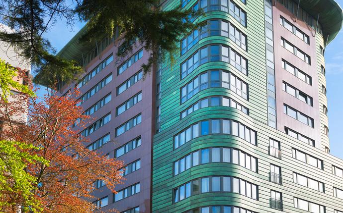 Clarion Hotel Stavanger - Clarion Hotel Stavanger - Fasade