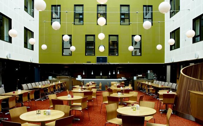 Scandic Solsiden - Restaurant