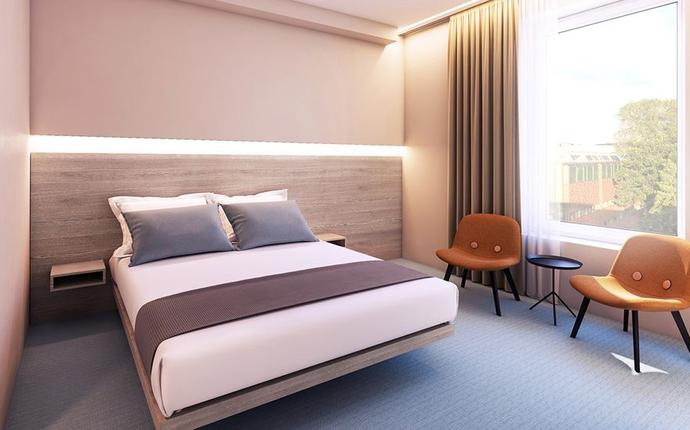 Thon Hotel Parken - Rom