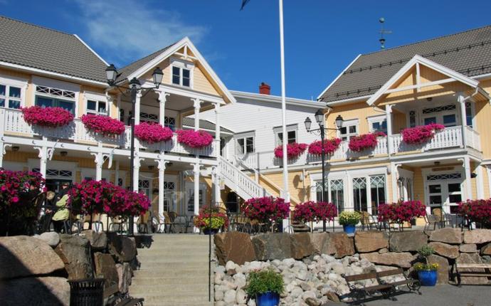 Hotel Lyngørporten
