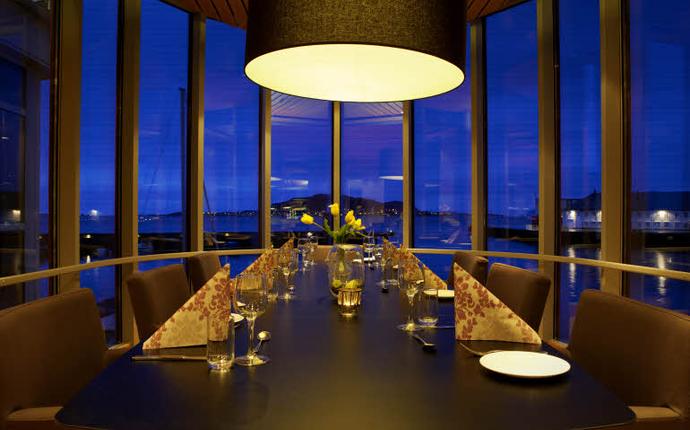 Thon Hotel Ålesund - nyåpning nov. 2021 - Restaurant