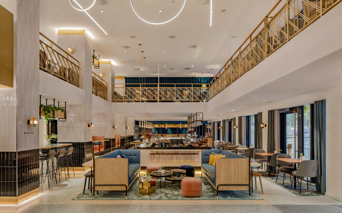 Hotel Norge by Scandic - Café Norge
