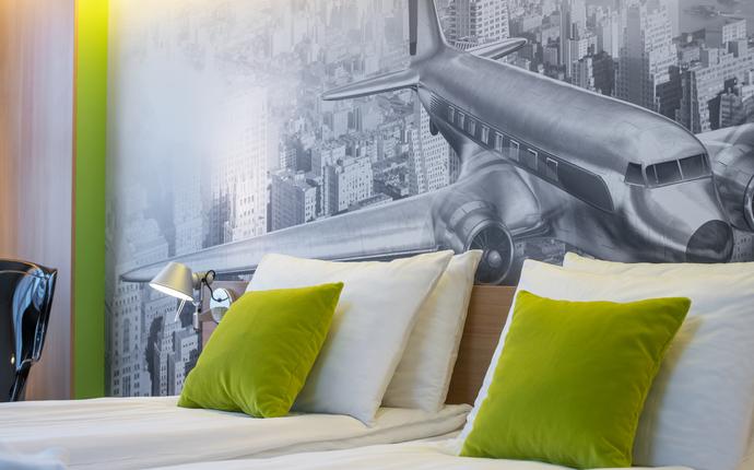 Thon Hotel Bergen Airport - Superior room