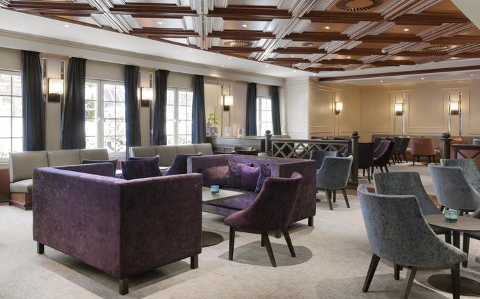 Scandic Lillehammer Hotel - Lobby