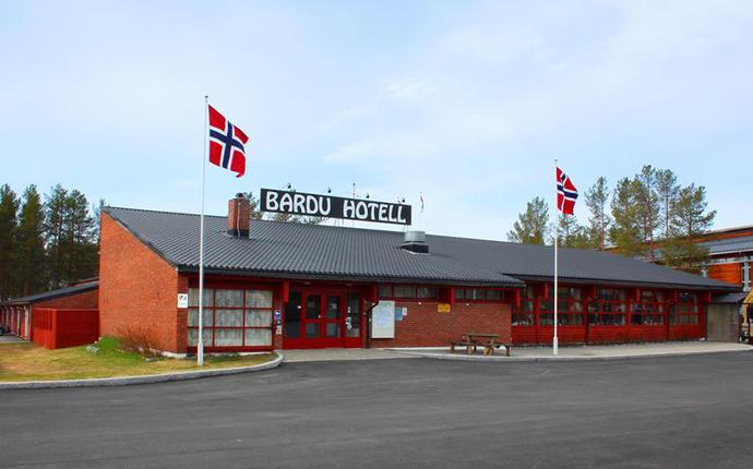 Bardu Hotel