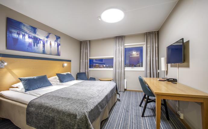 Anker Hotel - Dobbeltrom