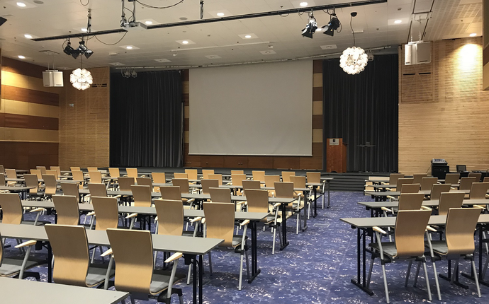 Clarion Hotel Stavanger - Stavanger Hall - klasseromsoppsett