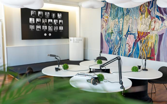 Studio Polyteknisk Forening - Studio Klubben