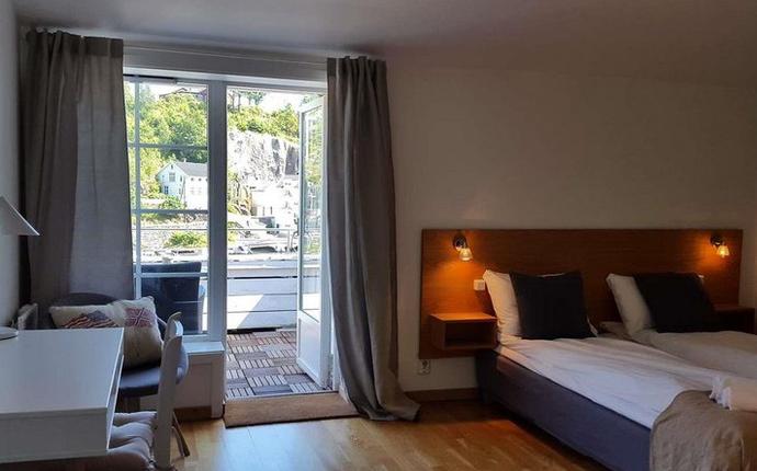Tvedestrand Fjordhotell - Rom