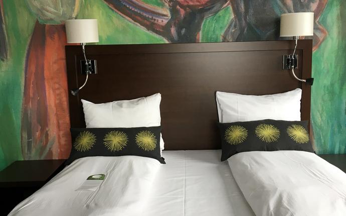 Hotel Victoria - Munch rom