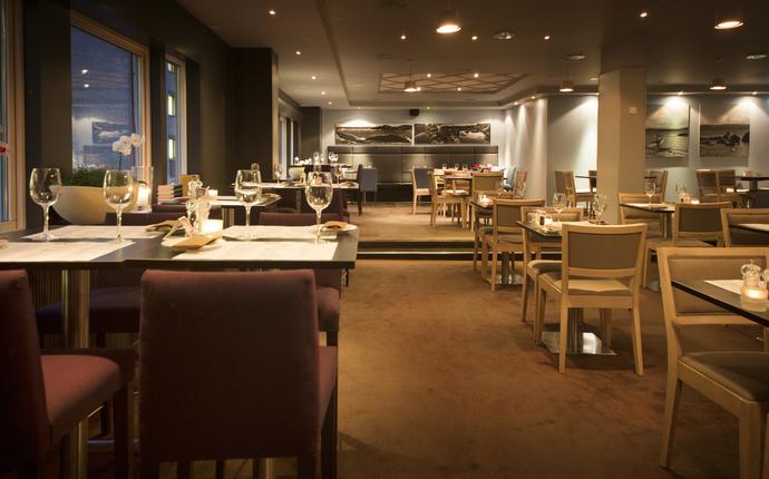Scandic Sjølyst - Restaurant