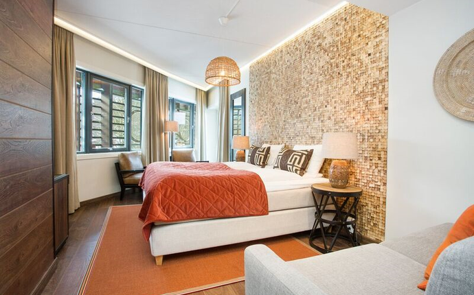 Dyreparken Hotel - De luxe rom