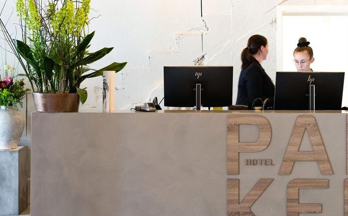Thon Hotel Parken - Resepsjon