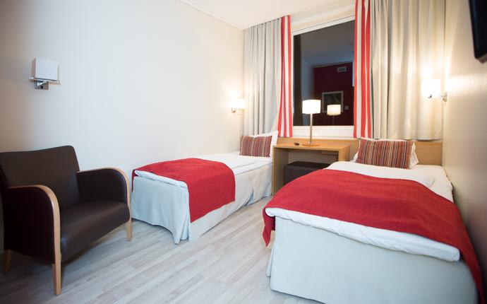 Gardermoen Airport Hotel - Standard twin