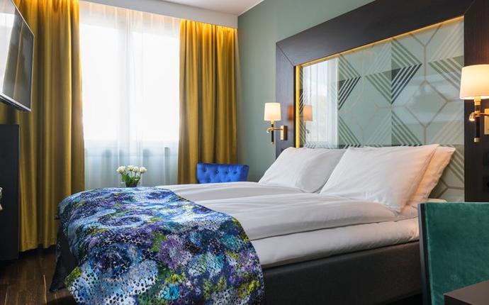 Thon Hotel Orion - Standard dobbelt rom