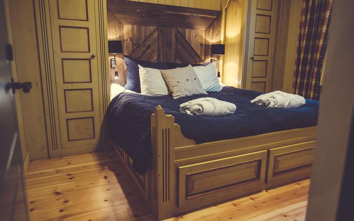 Gudbrandsgard Hotell- midt i hjerte av Kvitfjell - Suite