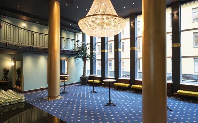 Hotel Bristol - Foaje 2etg. kongress